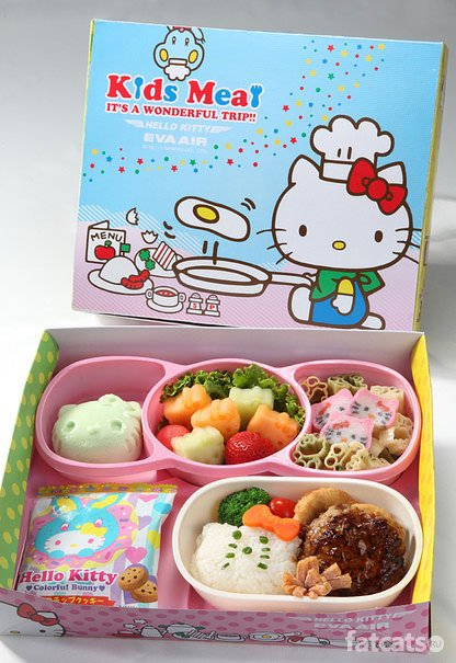 Самолет Hello Kitty